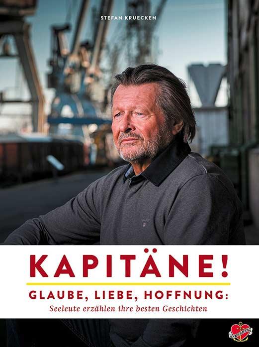 Kapitänslesung im Discovery Dock: Glaube, Liebe, Hoffnung
