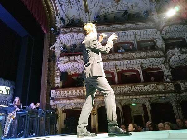 Lazarus im Thalia Theater