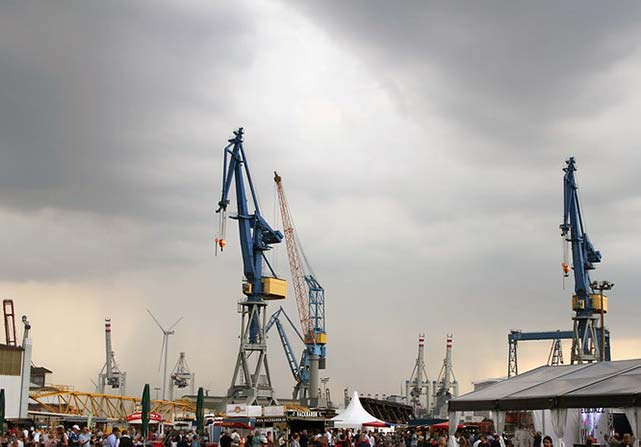 Hamburger Hafen – mehr als Schiffe und Elbphilharmonie
