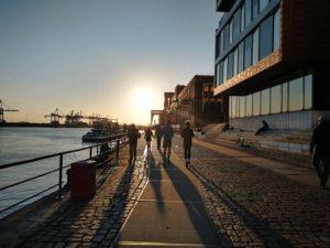 Hamburg in der Coronakrise – Ausgangsbeschränkungen & Reflektionen