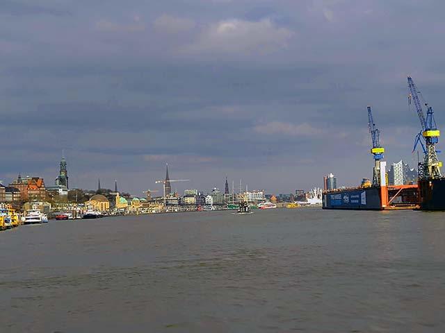 Kleines Stadtportrait unserer Perle Hamburg