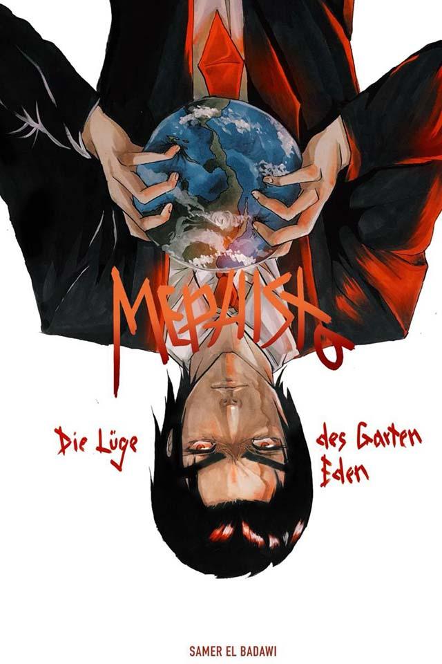 Buchverlosung: Mephisto – Die Lüge des Garten Eden