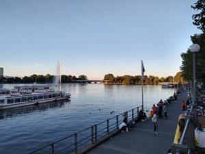 Das wunderschöne Hamburg in diesem Sommer entdecken