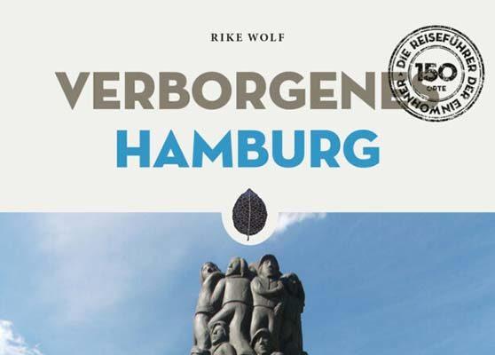 Buchcover: Verborgenes Hamburg
