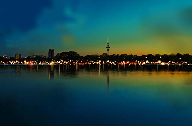 Neues Distanz-Event in Hamburg: 21 Million Lights