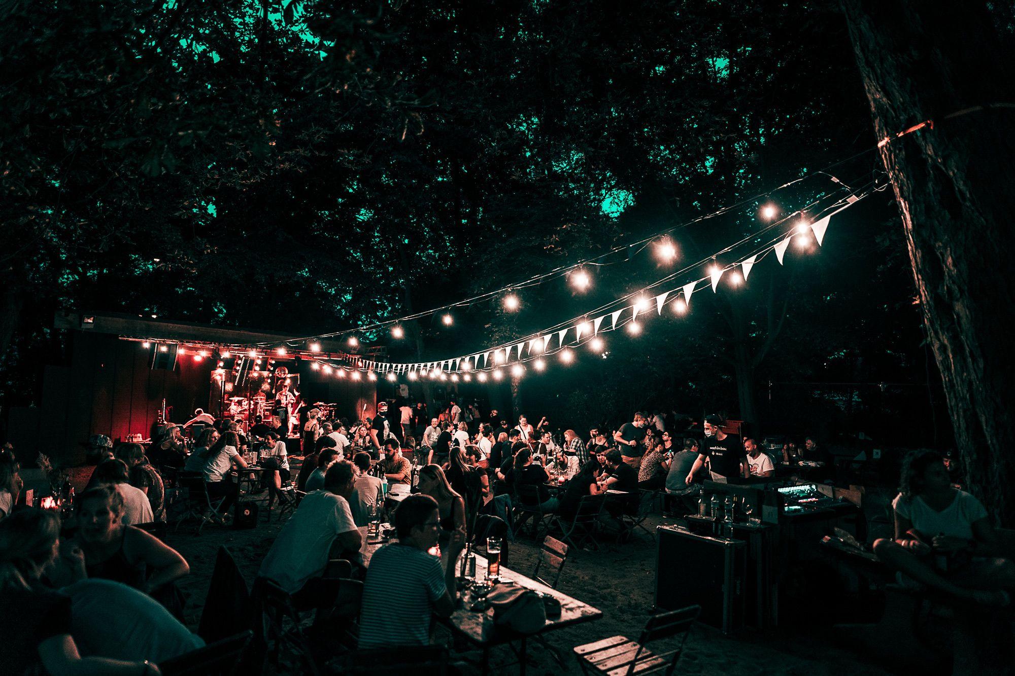 Das Schrødingers Summer Live Open Air im Schanzenpark