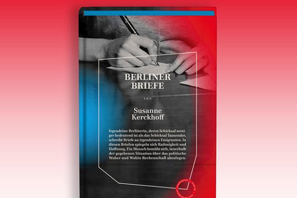 Berliner Briefe Buchcover