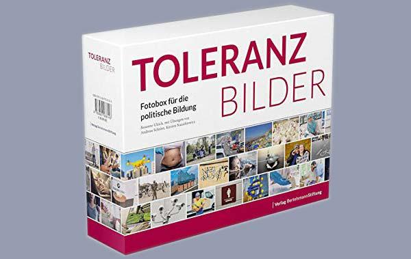 Toleranz-Bilder Fotobox für die politische Bildung