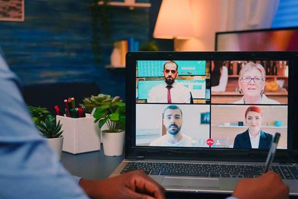 Tipps für virtuelle Meetings