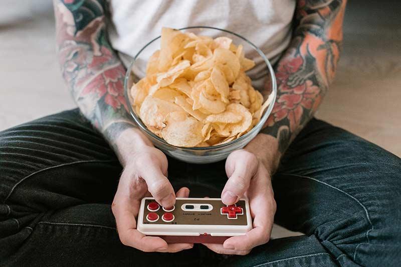 Videogames online finden