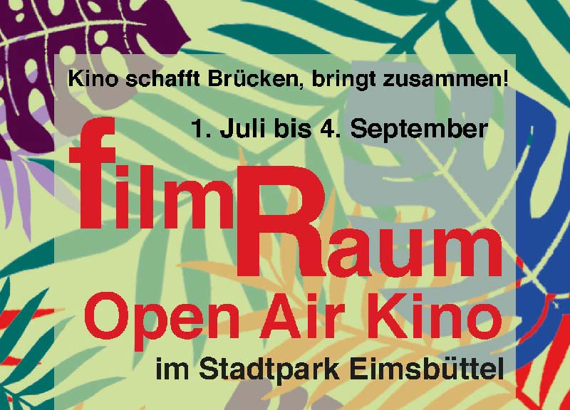 filmRaum Open-Air-Kino 2021
