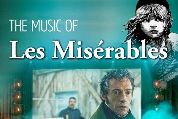Konzert der Musik of Les Misérables