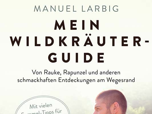 Buchcover: Mein Wildkräuter-Guide