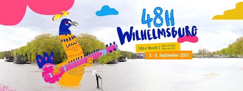 48h Wilhelmsburg Musikfestival in Hamburg