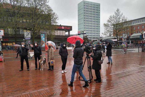 Marketing und das Wetter in Hamburg